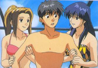 [Anime & Manga] Max et Compagnie - Kimagure Orange Road Shinkor